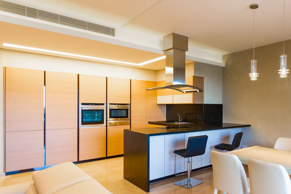 kitchen in Opera by Askanis Group
