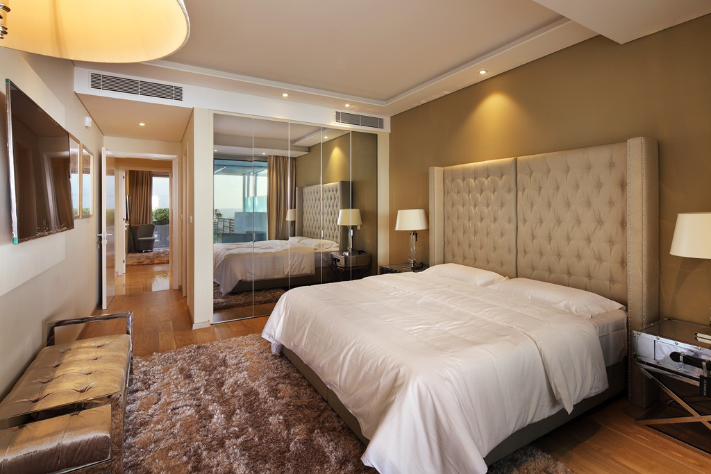 bedroom in opera by askanis group