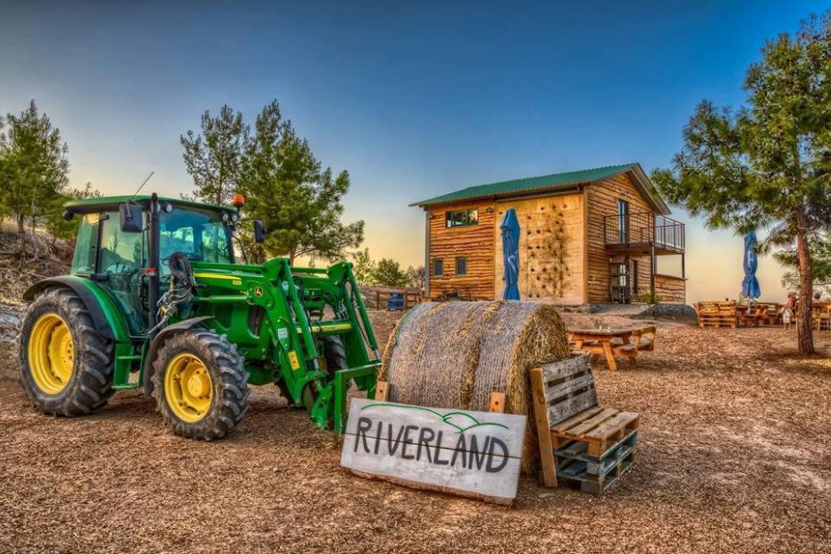 Riverland bio farm Kambia Nicosia