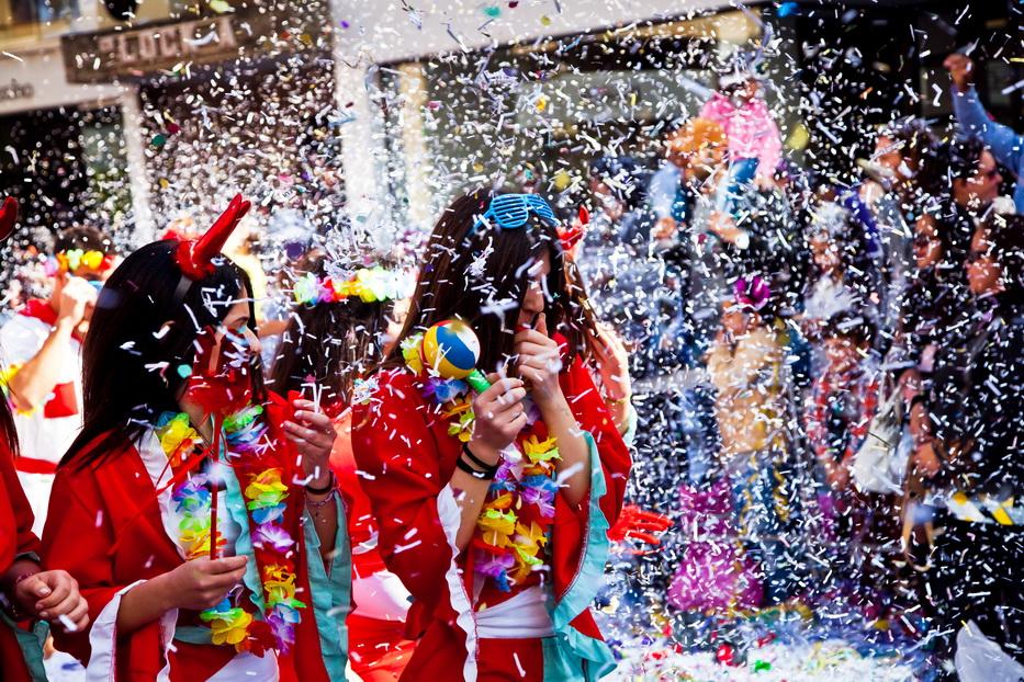 limassol carnival celebrations