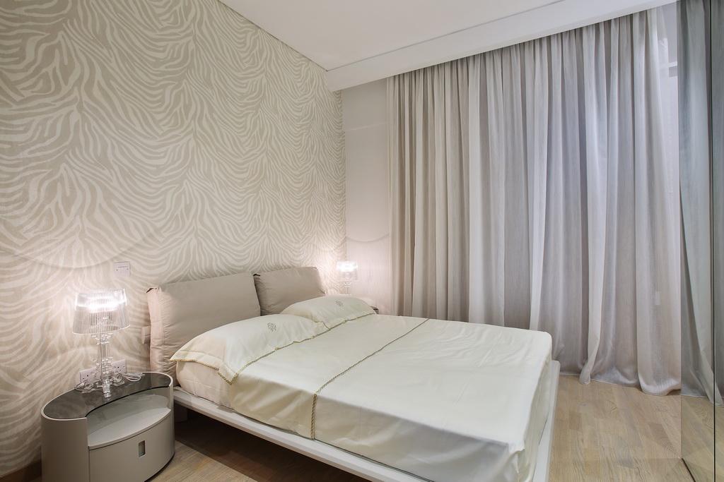 beige bedroom in opera project by askanis