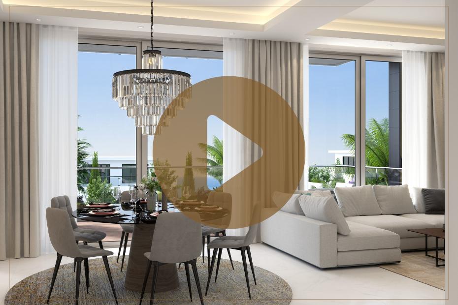 virtual tour of savoya duplex apartment